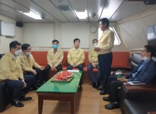 2020 적조 대응 모의 훈련